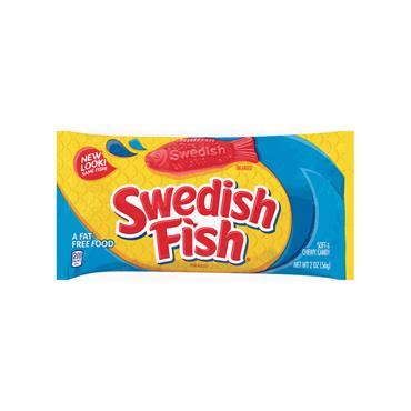 Swedish Fish Small Bag (56g)