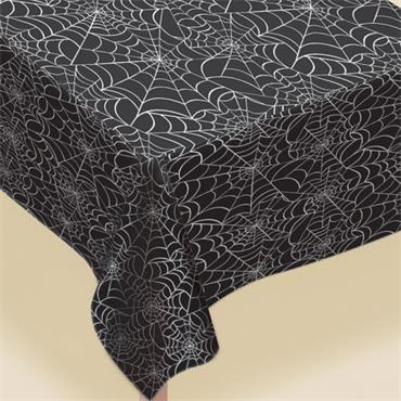 Spiderweb Tablecloth Plastic