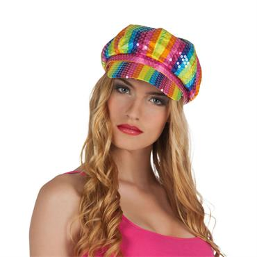 Lollipop Rainbow Cap - Pride