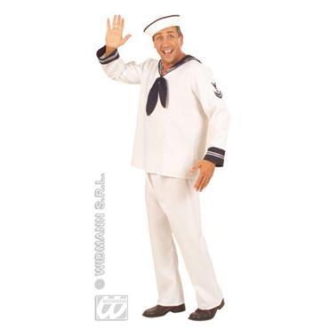Deluxe Sailor Costume