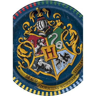 "7"" Harry Potter Plates"
