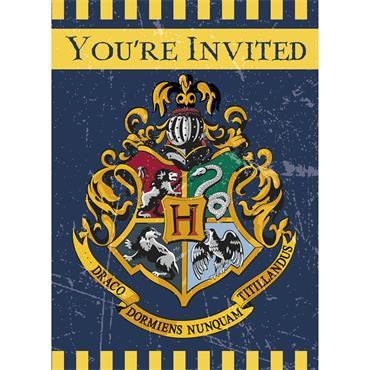 Harry Potter Invite
