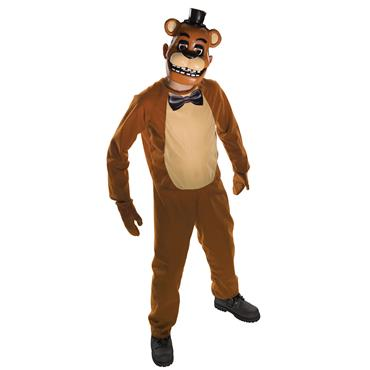 Freddy Tween Costume - Five Nights at Freddy's