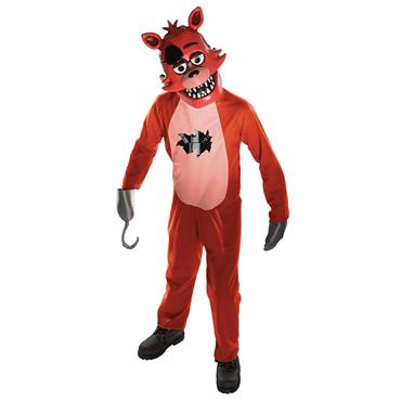 Foxy Tween Costume - Five Nights at Freddy's