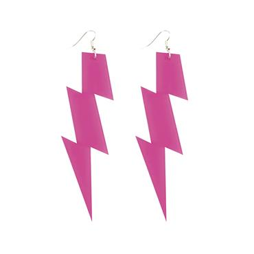 Flash Earrings - Disco