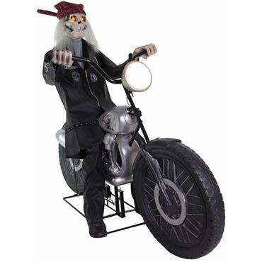 Motorcycle Riding Reaper