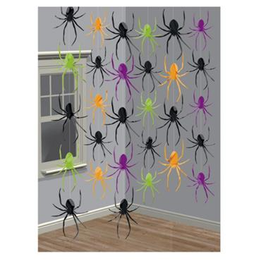 Spider String Decoration