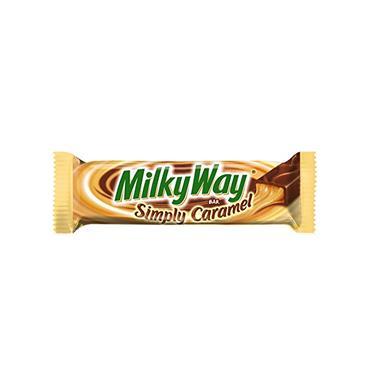 Milky Way Simply Caramel Bar Sweets (54.1g)