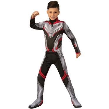 Team Suit Unisex Child Costume