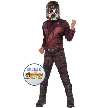 Star Lord Child Costume