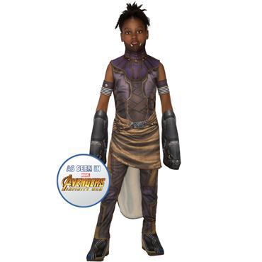 Shuri Child Costume