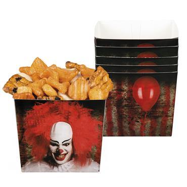 Horror Clown Bowls