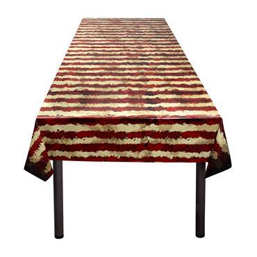 Horror Clown Tablecloth