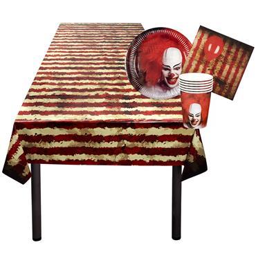 Horror Clown Table Set
