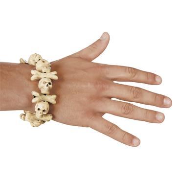 Bracelet Skull Bones