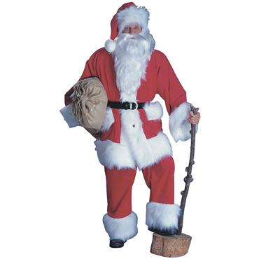 Super Fleece Santa Suit