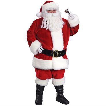 Deluxe Santa Suit