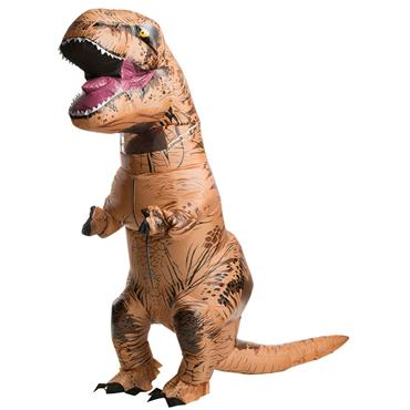 Inflatable T-Rex Costume - Jurassic Park