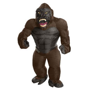 Inflatable Kong Costume