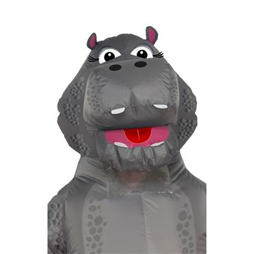 Inflatable Hippo Costume
