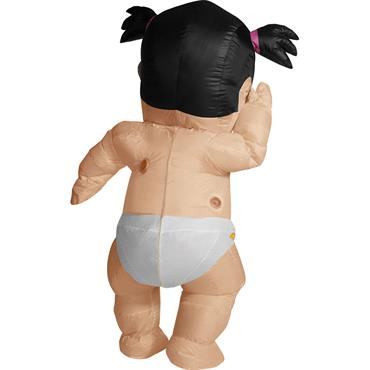 Inflatable Daddy's Girl Costume