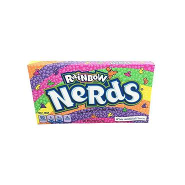 Nerds - Rainbow Sweets (141.7g) - Theatre Box