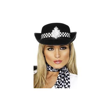 POLICE WOMAN'S HAT