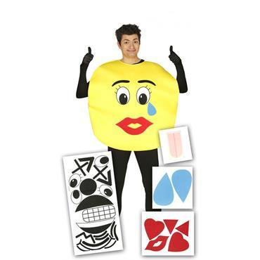 Emoji Face Costume