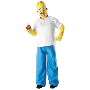 Homer Simpson Costume - The Simpsons