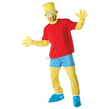 Bart Simpson Costume - The Simpsons