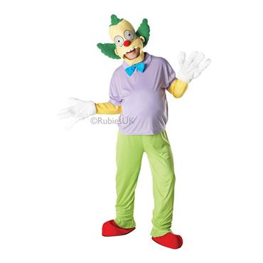Krusty the Clown Costume - The Simpsons