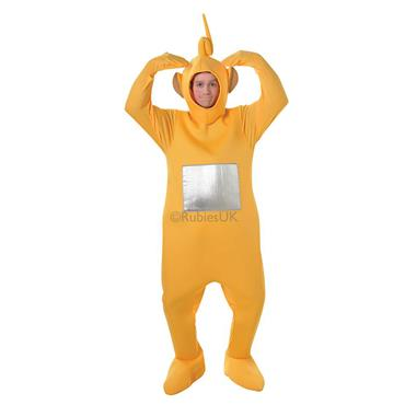 Laa-Laa Costume - Teletubbies