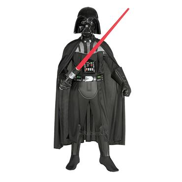 Star Wars Deluxe Darth Vader Costume (Child)