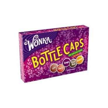 Wonka Bottlecaps Sweets (141.7g) - Theatre Box