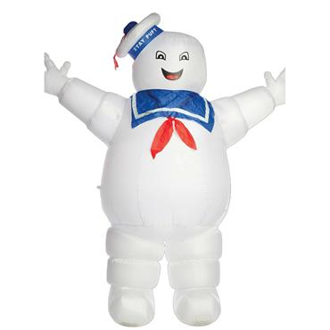 Inflatable Ghostbusters (Stay Puff) Costume