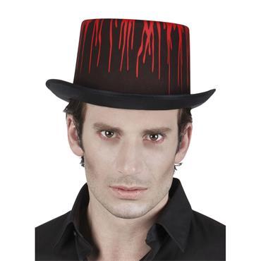 Blood Splash Hat