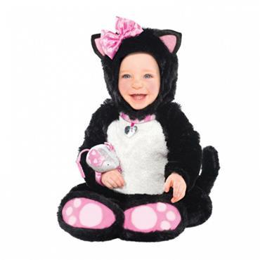 Itty Bitty Kitty Costume