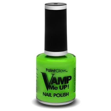 Vamp Me Up Nail Polish - Green