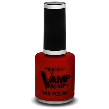 Vamp Me Up Nail Polish - Red