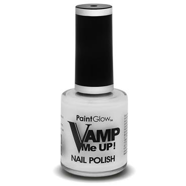 Vamp Me Up Nail Polish - White