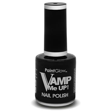 Vamp Me Up Nail Polish - Black