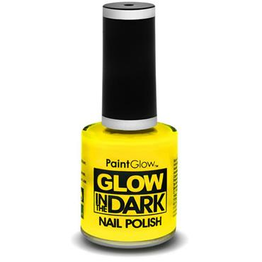 GID Nail Polish Yellow