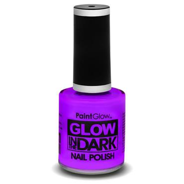 GID Nail Polish Purple