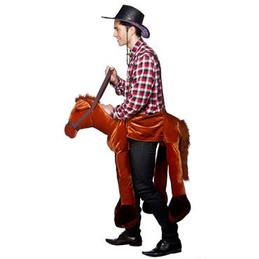 Adult Ride on Horse Costume