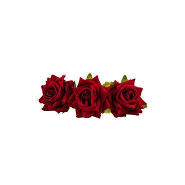 Deluxe Rose Headband