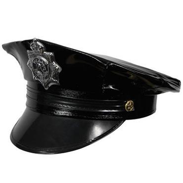 Deluxe Cop Hat