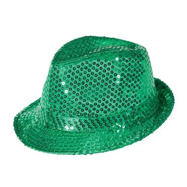 St Patricks Fedora Hat