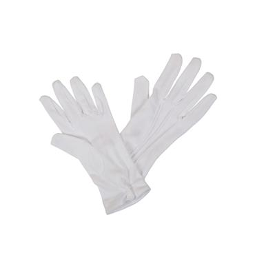 Gents White Gloves