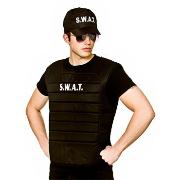 SWAT Vest & Cap Set