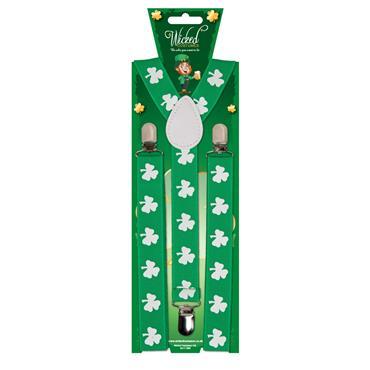 Braces 96 X 2.5cm - St Patrick